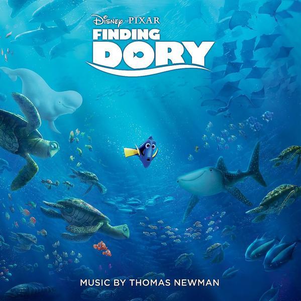 Finding Dory (Findet Dorie) - Coverbild