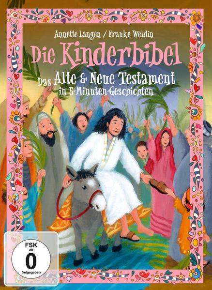 Kinderbibel: Altes & Neues Tes - Coverbild