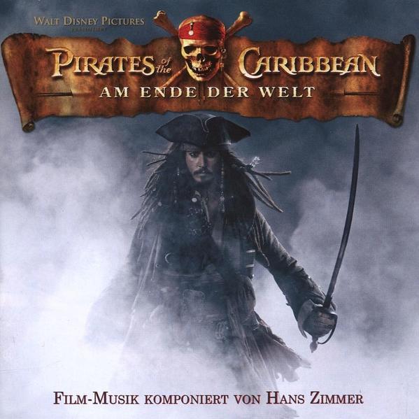 Fluch der Karibik 3 (Pirates Of The Caribbean) - Coverbild