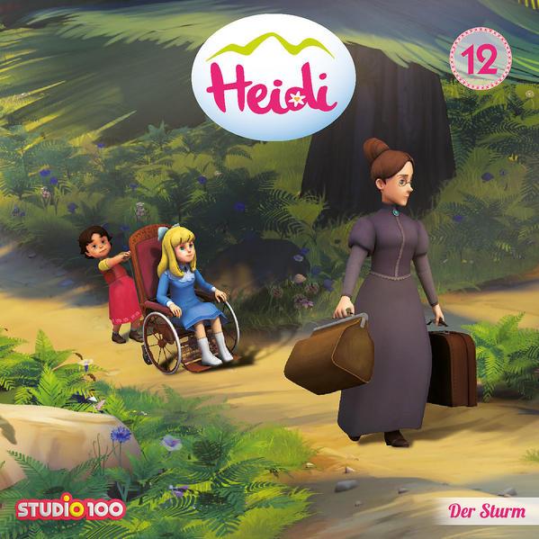 Heidi (CGI) / 12: Der Sturm u.a. - Coverbild