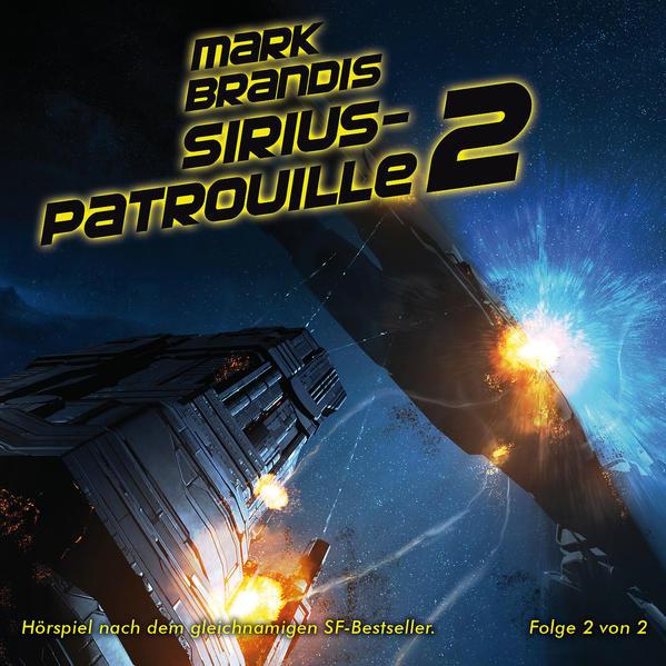 Mark Brandis / Sirius-Patrouille (Teil 2 von 2) - Coverbild