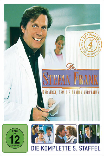 Dr. Stefan Frank - der Arzt, dem die Frauen vertrauen / Dr. Stefan Frank - Der Arzt, dem die Frauen vertrauen - Coverbild