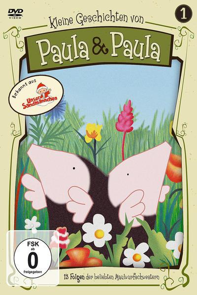 01: Kleine Geschichten von Paula & Paula - Coverbild