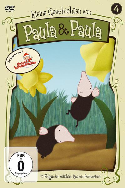 04: Kleine Geschichten von Paula & Paula - Coverbild