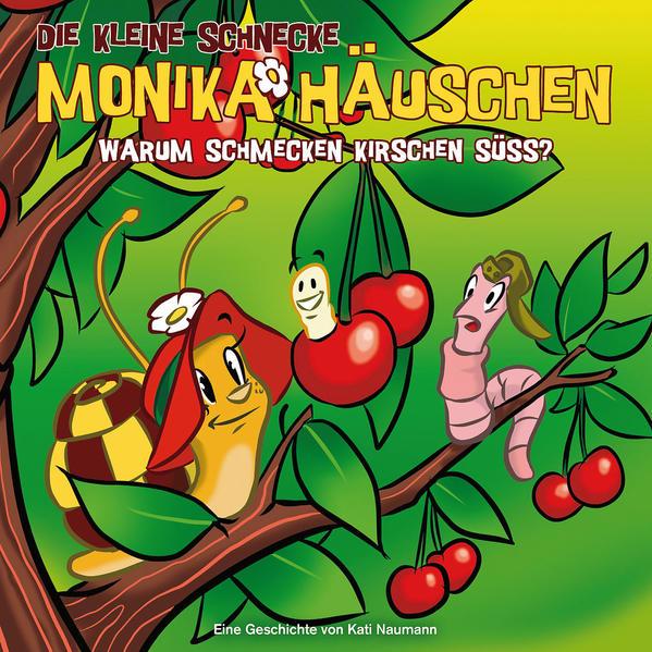 Die kleine Schnecke Monika Häuschen - CD / 29: Warum schmecken Kirschen süß? - Coverbild