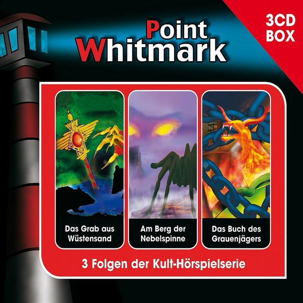 Point Whitmark - 3-CD Hörspielbox Vol. 3 - Coverbild