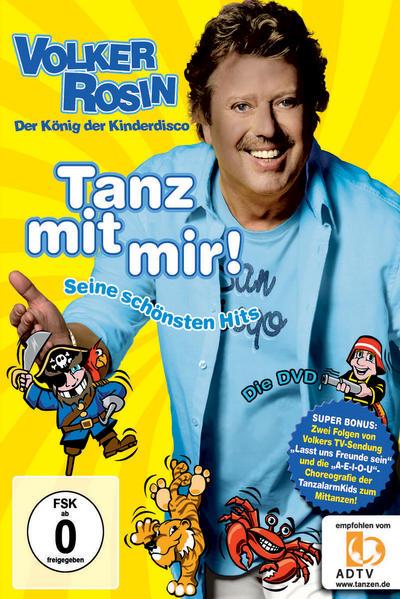 Tanz mit mir! - Seine schönsten Hits - Die DVD - Coverbild