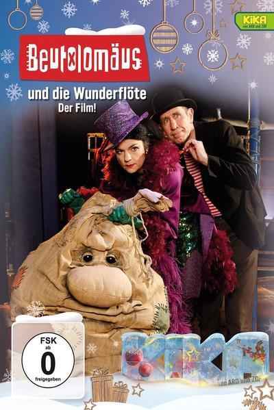 Beutolomäus und die Wunderflöte - Coverbild