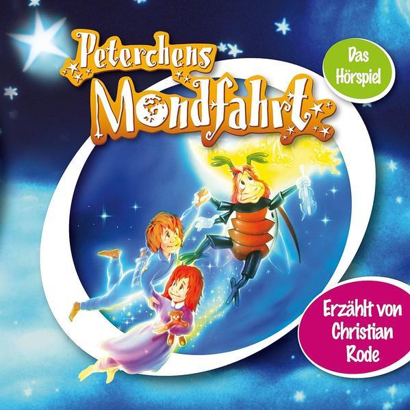 Peterchens Mondfahrt (Das Hörspiel) - Coverbild