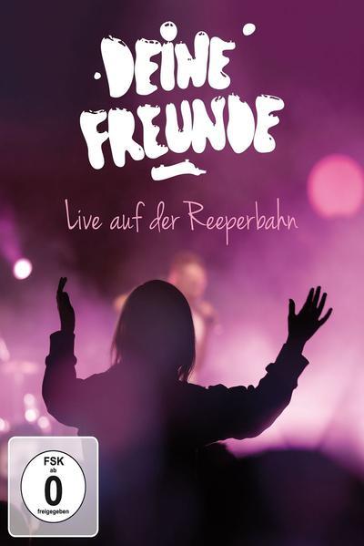 Deine Freunde: Live von der Reeperbahn - Coverbild