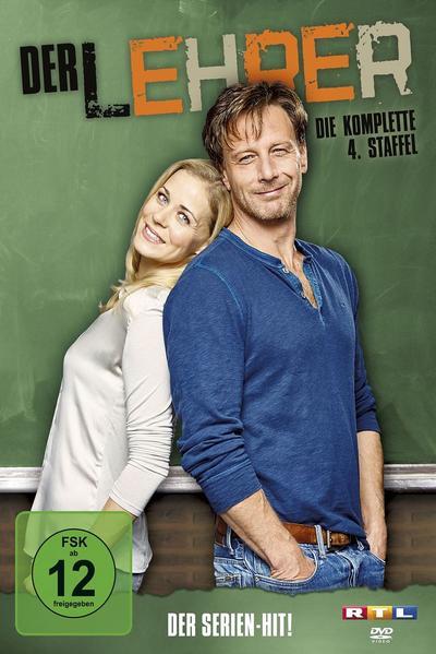 Der Lehrer / Der Lehrer - die komplette 4. Staffel - Coverbild