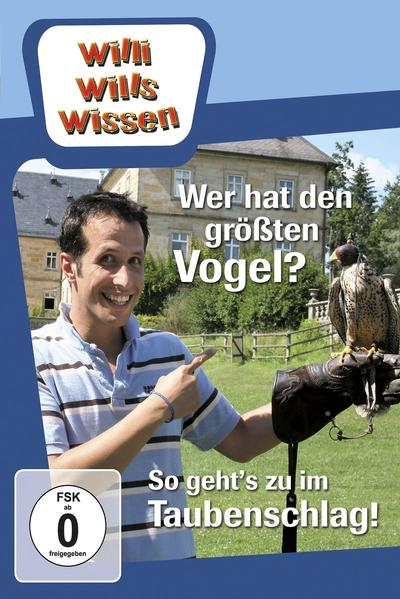 Wer hat den größten Vogel? / So geht's zu im Taubenschlag! - Coverbild