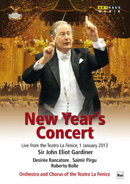 New Year's Concert 2013 - Coverbild
