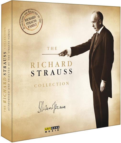 Richard Strauss – The Opera Edition - Coverbild