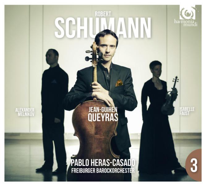 Cellokonzert & Klaviertrio Nr. 1, op. 110 - Coverbild