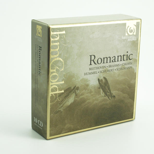 Gold-Box Romantik - Coverbild