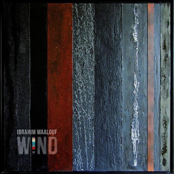 Ibrahim Maalouf - Wind - Coverbild