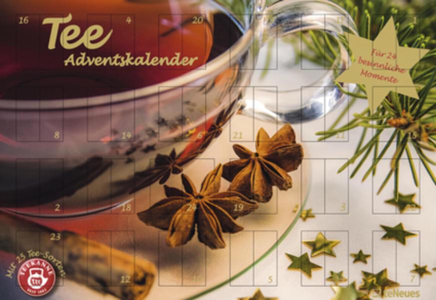 Tee-Adventskalender - Coverbild