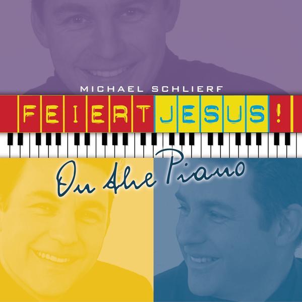 Feiert Jesus! on the piano 1 - Coverbild