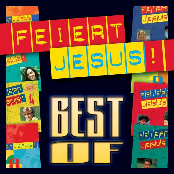Feiert Jesus! - Best of! - Coverbild