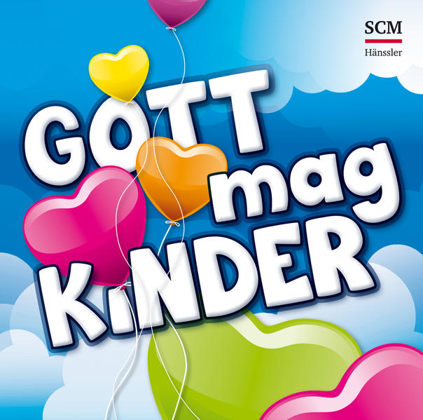 Gott mag Kinder - Coverbild