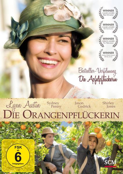 Die Orangenpflückerin - Coverbild