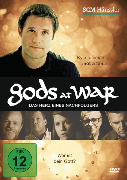 Gods at War - Coverbild