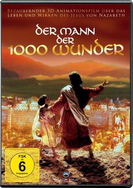 Der Mann der 1000 Wunder - Coverbild