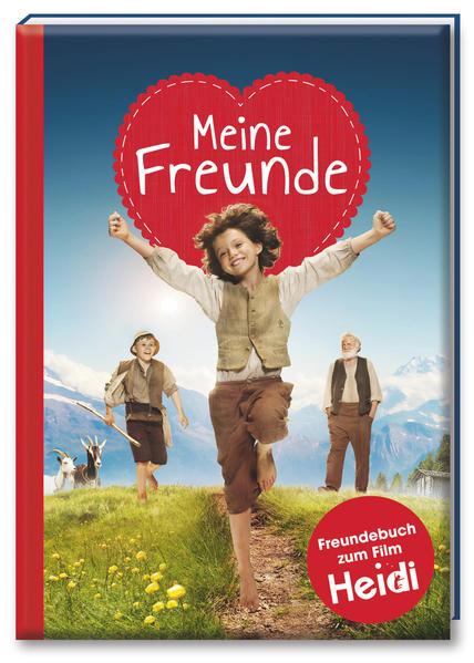 Heidi - Meine Freunde - Coverbild