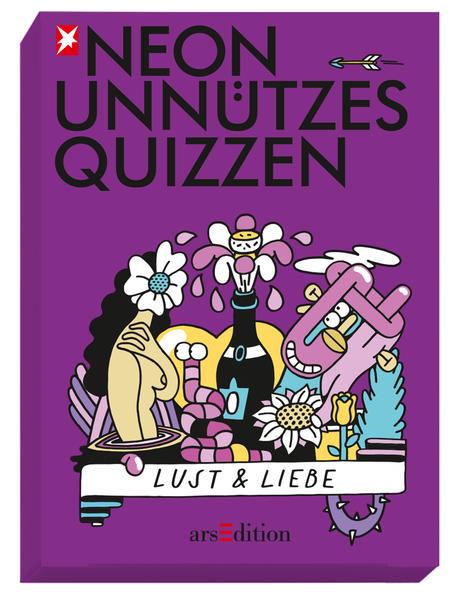 NEON Unnützes Quizzen: Lust & Liebe - Coverbild