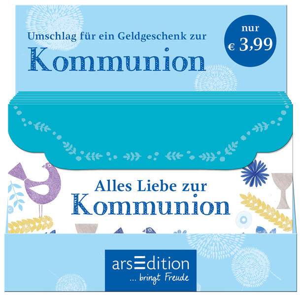 PDF Download Display Alles Liebe zur Kommunion