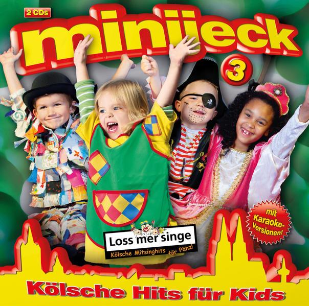 Minijeck 3 - Coverbild
