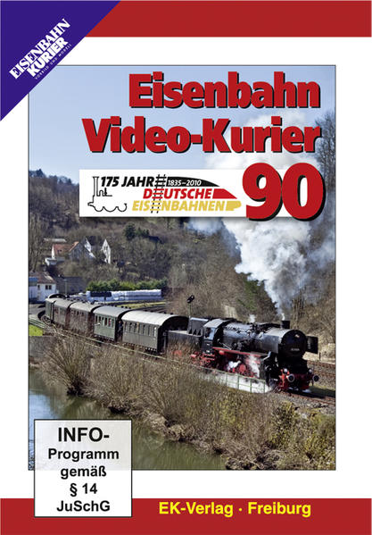 Eisenbahn Video-Kurier 90 - Coverbild