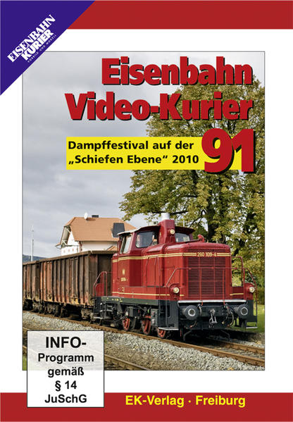 Eisenbahn Video-Kurier 91 - Coverbild