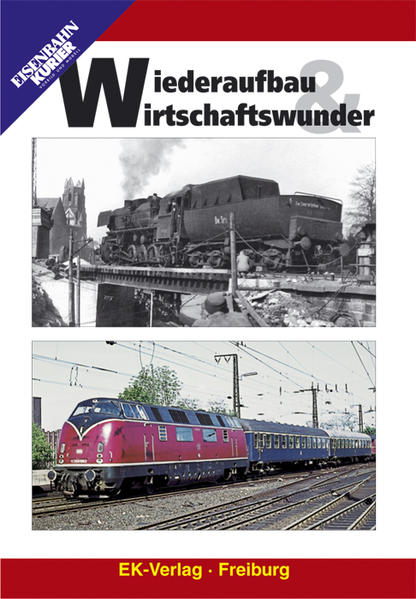 Wiederaufbau & Wirtschaftswunder - Coverbild