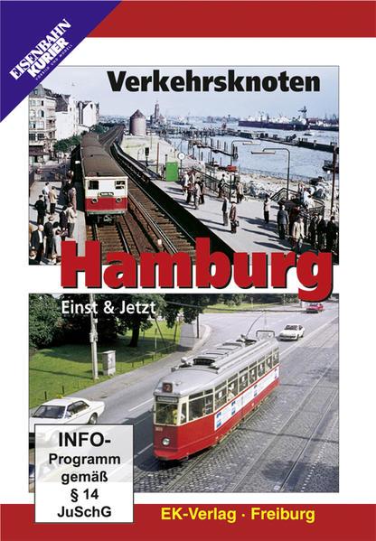 Verkehrsknoten Hamburg - Coverbild