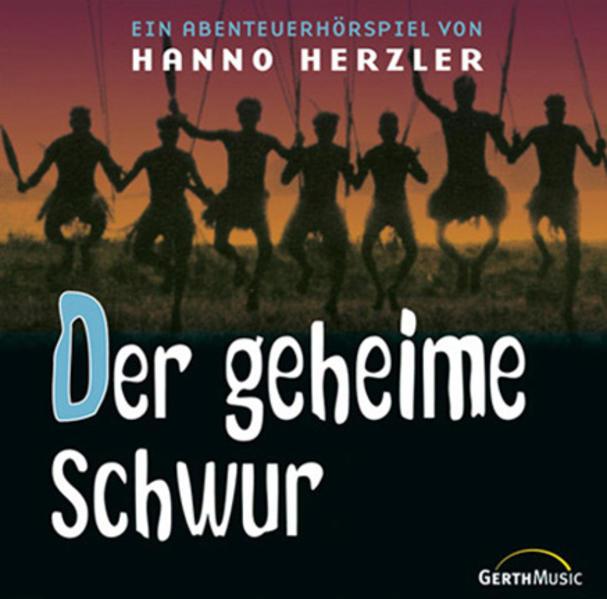 CD Der geheime Schwur - Wildwest-Abenteuer (14) - Coverbild