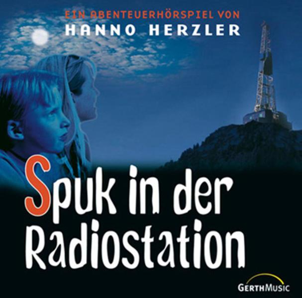 CD Spuk in der Radiostation - Wildwest-Abenteuer (16) - Coverbild