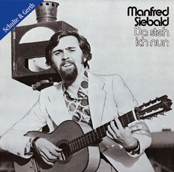 CD Siebald, Da steh ich nun - Coverbild
