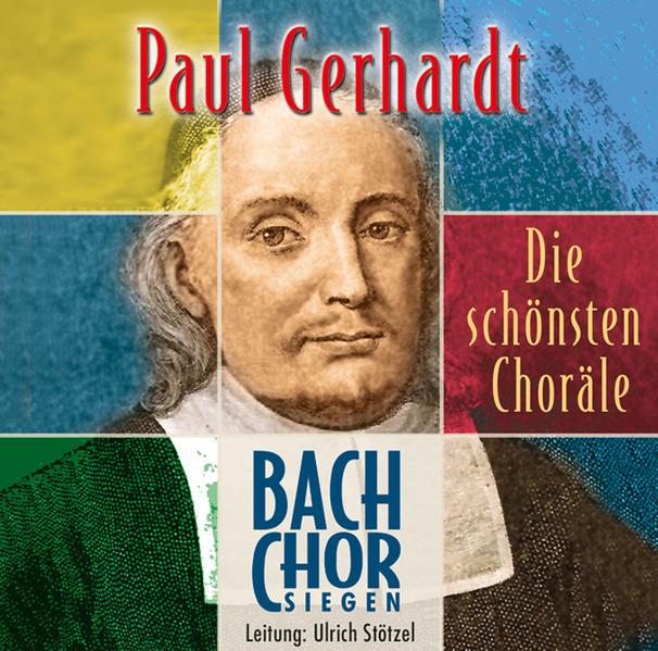 CD Die schönsten Choräle von Paul Gerhardt - Coverbild