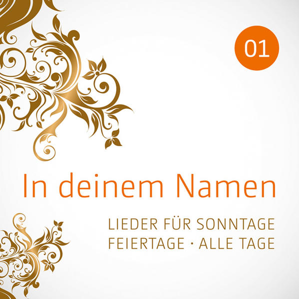 CD In deinem Namen, Vol.1 - Coverbild