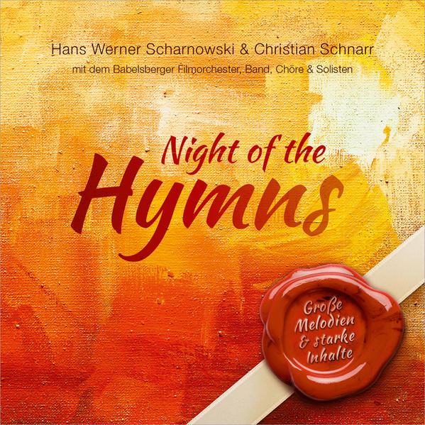 Das Hymnen-Projekt - Coverbild