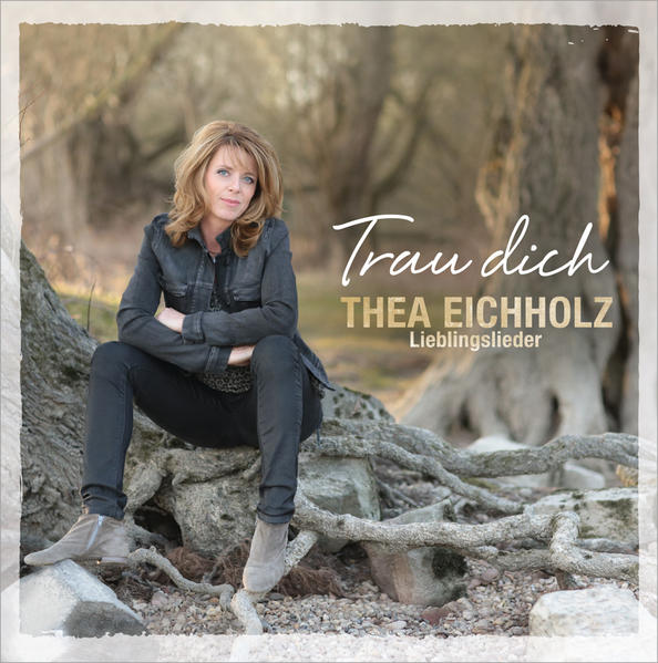 CD Trau dich - Coverbild