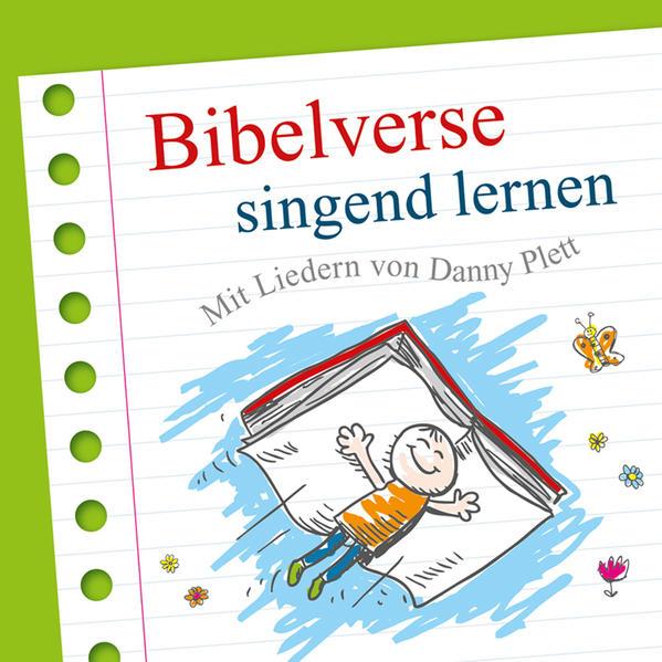 Bibelverse singend lernen - Coverbild