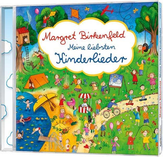 CD Meine liebsten Kinderlieder - Coverbild