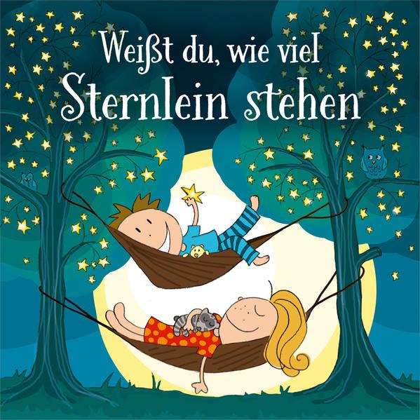 CD Weißt du, wie viel Sternlein stehen - Coverbild