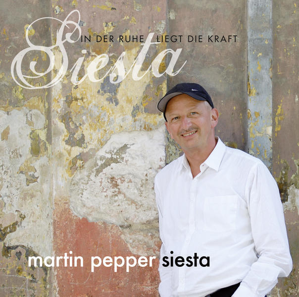 CD Siesta - Coverbild