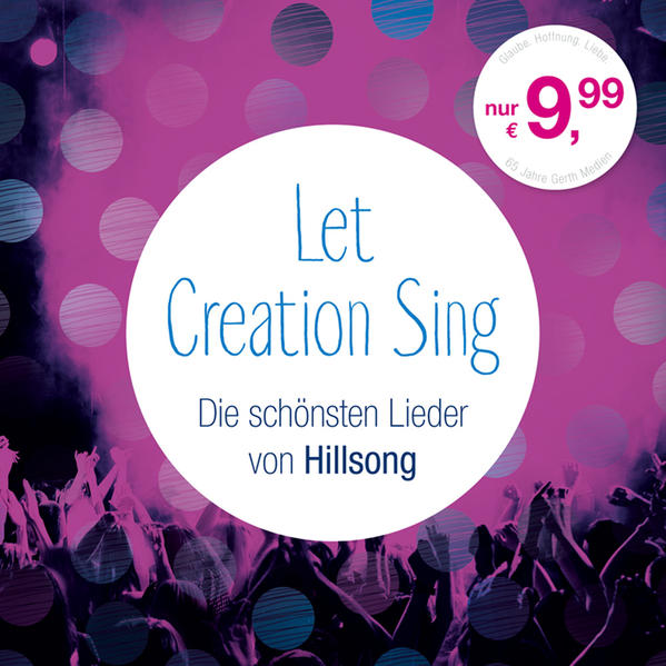 Let Creation Sing - Coverbild