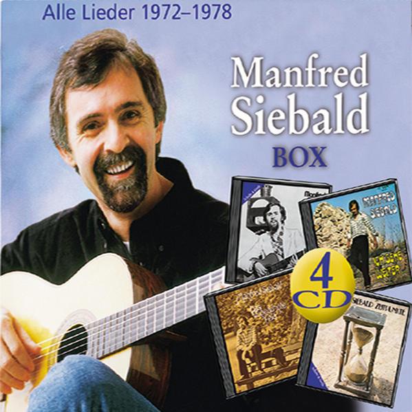 CD-Box: Manfred Siebald - Coverbild