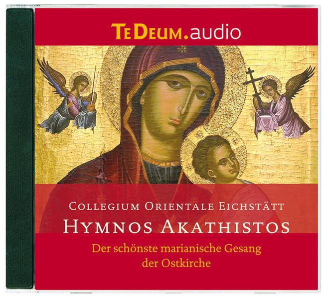 Hymnos Akathistos - Coverbild